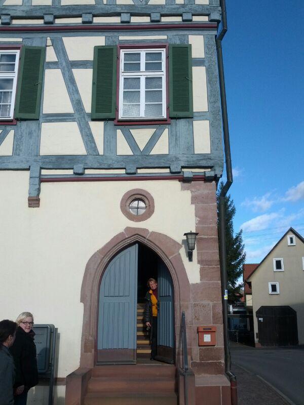 Rathaus Weil der Stadt - Merklingen
